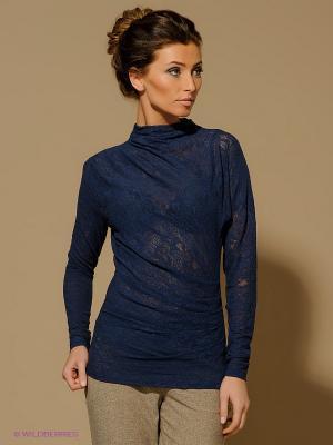 Кофточка Yulia Dushina. Цвет: синий