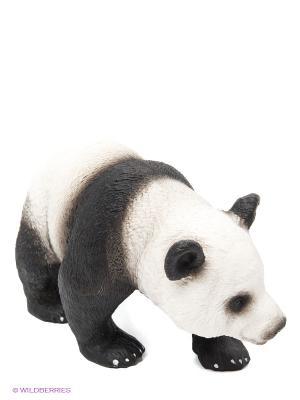 Панда SCHLEICH. Цвет: белый, коричневый