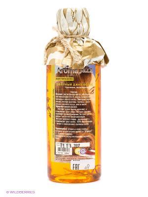 Масло жидкое для волос Эфирный джаз волос, 200 мл АРОМАДЖАЗ. Цвет: терракотовый