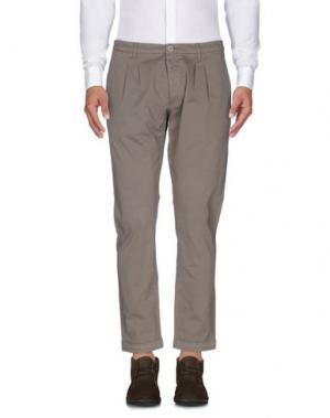 Повседневные брюки - -ONE > ∞. Цвет: хаки