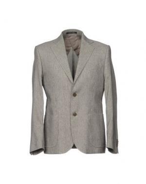 Пиджак SIMONA MARTINI. Цвет: серый