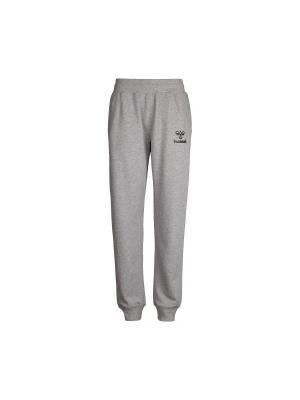 Спортивные брюки CLASSIC BEE SWEAT PANTS HUMMEL. Цвет: серый