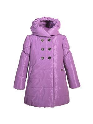 Пальто Stillini. Цвет: сиреневый