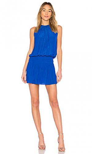 Платье paris RAMY BROOK. Цвет: синий