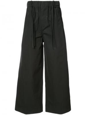 Широкие брюки Craig Green. Цвет: чёрный