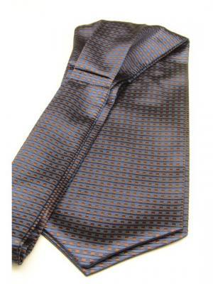 Шейный Платок Fayzoff-SA. Цвет: синий