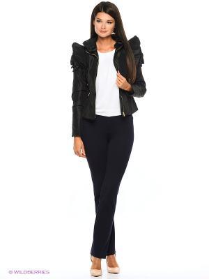 Куртка Sasha Fabiani. Цвет: черный