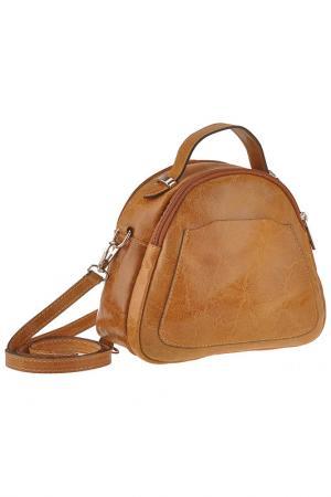 Сумка FLORENCE BAGS. Цвет: camel
