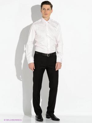 Рубашка TIMOTHY. Цвет: бледно-розовый