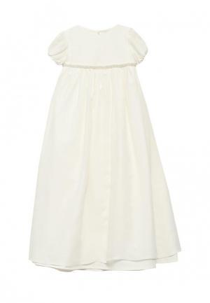 Платье Míacompany. Цвет: белый