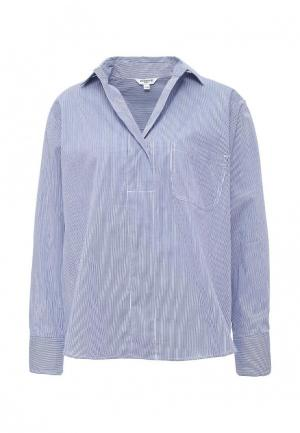 Рубашка Sweewe. Цвет: синий