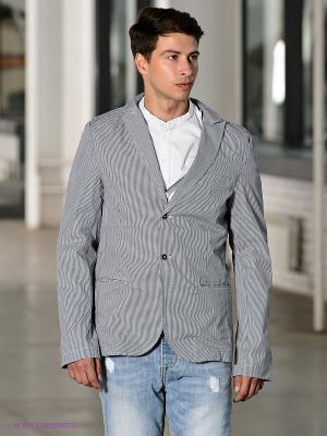 Пиджак F5. Цвет: темно-синий
