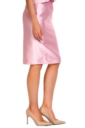 Юбка MARIA COCA-DIDO. Цвет: розовый
