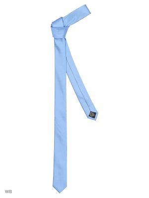 Галстук мужской MILLIONAIRE. Цвет: голубой