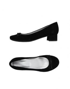 Туфли TEMPTATION. Цвет: черный