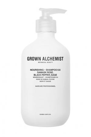 Питательный шампунь 0.6 Nourishing, 500 ml Grown Alchemist. Цвет: без цвета