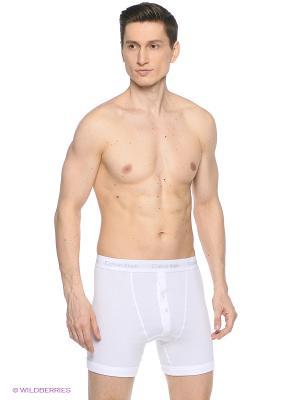 Трусы Calvin Klein. Цвет: белый