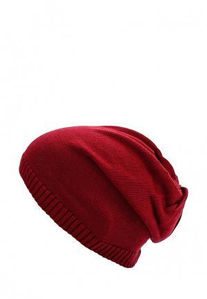 Шапка Vitacci. Цвет: бордовый