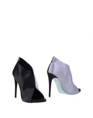 Ботинки ALEXIS MABILLE. Цвет: сиреневый
