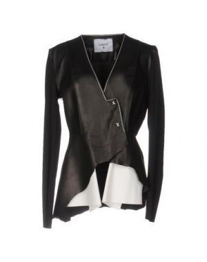 Пиджак DONDUP. Цвет: черный