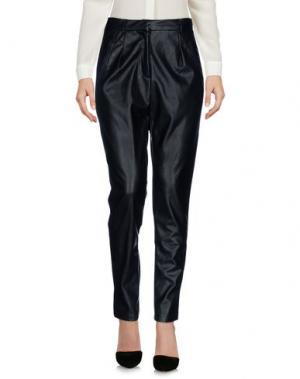 Повседневные брюки GOLDIE LONDON. Цвет: черный