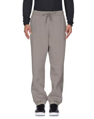 Повседневные брюки T by ALEXANDER WANG. Цвет: серый