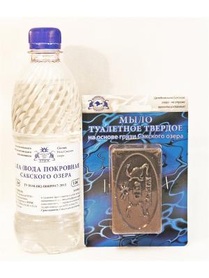 Сокровища сакского озера-1 Крымская ГГРЭС. Цвет: белый