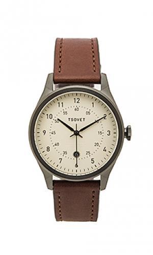 Часы svt-rm40 Tsovet. Цвет: коричневый