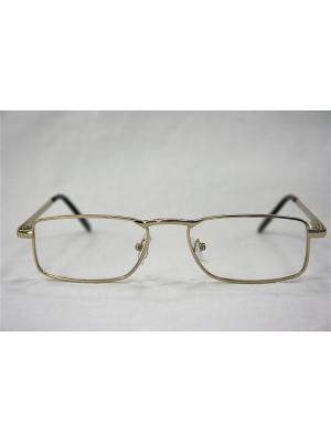 Очки корригирующие (для чтения) 5858 Ralph +1.50 PROFFI. Цвет: золотистый