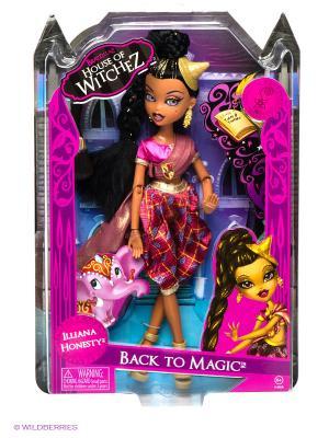 Кукла Индианка BRATZILLAZ. Цвет: фуксия, черный, коричневый