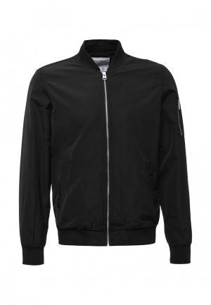 Куртка Springfield. Цвет: черный