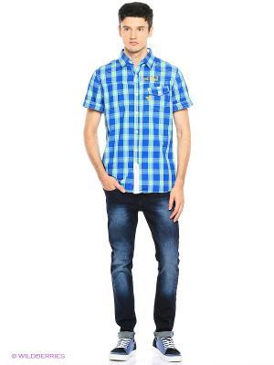 Рубашка RG 512. Цвет: синий