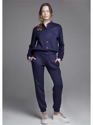 Куртка ЛитанияMIR. Цвет: синий