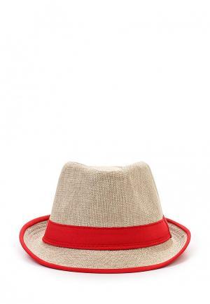 Шляпа Be.... Цвет: бежевый