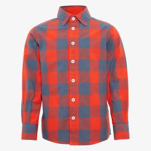 Рубашка Tom Tailor 203397600824556. Цвет: коричнево-серый