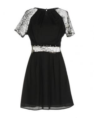 Короткое платье CUTIE. Цвет: бежевый