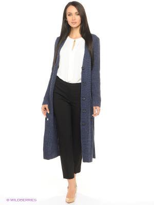 Кардиган Milana Style. Цвет: синий