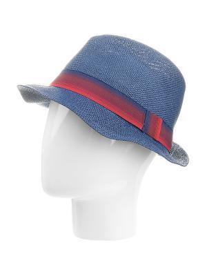 Шляпа Gusachi. Цвет: синий, красный