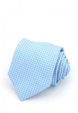 Галстук Carpenter. Цвет: голубой