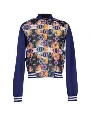 Куртка BLOMOR. Цвет: синий