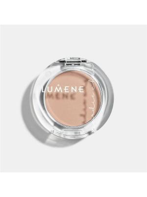 Lumene Nordic Chic Pure Color Тени для век № 4 Midnight Sun. Цвет: персиковый, кремовый