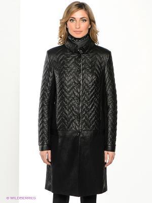 Пальто Yulia Dushina. Цвет: черный