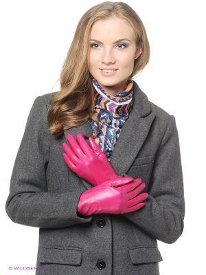 Перчатки женские Piero. Цвет: розовый