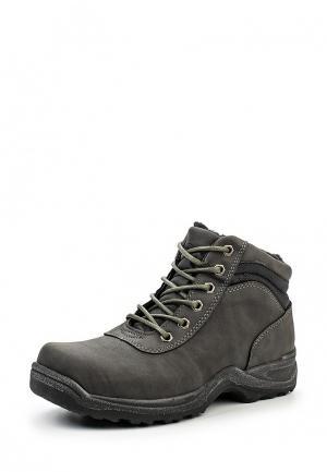 Ботинки Hanson. Цвет: серый