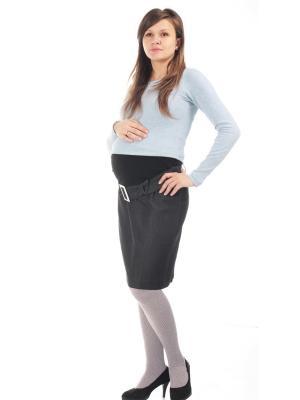 Юбка для беременных прямая МАМАРАДА