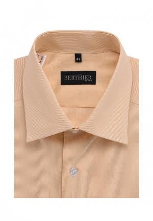 Рубашка Berthier. Цвет: оранжевый