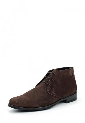 Ботинки Pierre Cardin. Цвет: коричневый