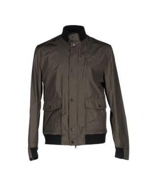 Куртка MABRUN. Цвет: зеленый-милитари