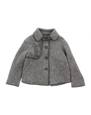 Пальто I PINCO PALLINO I&S CAVALLERI. Цвет: серый