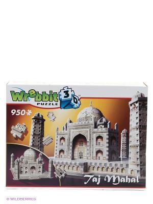 Пазл 3D Тадж Махал, 950 деталей Wrebbit3D. Цвет: серый